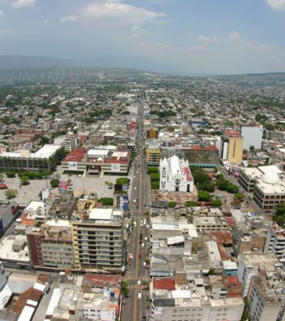HABRÁ FESTEJO: Cumplirá Tuxtla Gutiérrez 126 años como ciudad capital del estado de Chiapas