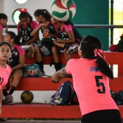 Entrenadores de voleibol serán capacitados en Cozumel para potenciar jugadores al máximo, rumbo a la Olimpiada Nacional 2019