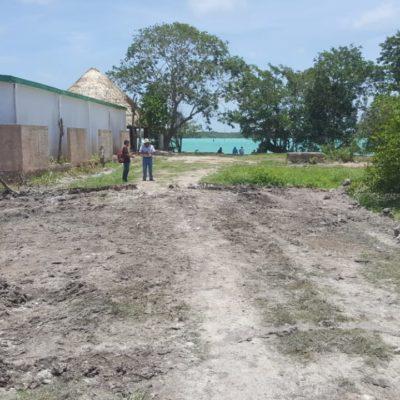 Rehabilita ejido de Huay-Pix la antigua pista de canotaje y remo