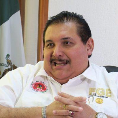 """""""ES UNA DECISIÓN QUE EL CONGRESO TENDRÁ QUE TOMAR"""": Rechaza Fiscal de Quintana Roo planes de renunciar; espera Pech Cen duplicar para 2019 el presupuesto para seguridad"""