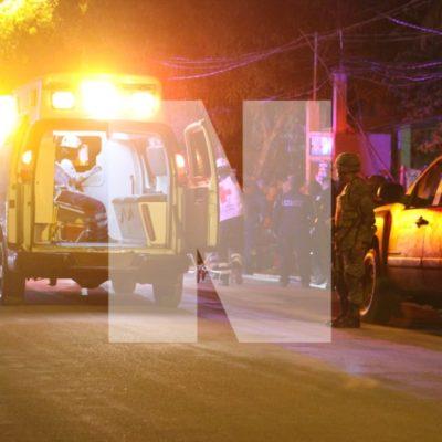 AUMENTA A OCHO MUERTOS JORNADA DE VIOLENCIA DEL SÁBADO: Dos de los heridos ayer, murieron hoy en un hospital de Cancún