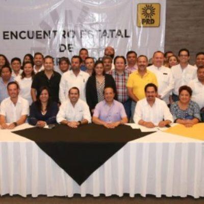 Encuentro de liderazgos con el Gobernador divide al PRD