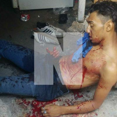 ATAQUE SIMULTÁNEO DEJA UN MUERTO Y DOS HERIDOS ESTE SÁBADO: Sujetos armados rafaguearon un domicilio de la Región 91 donde dos personas fueron lesionadas; minutos antes, fue ejecutado un hombre en la Región 230