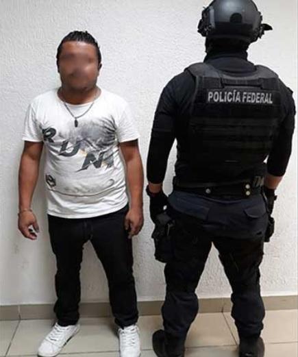 Detienen a 'El Chaparro', presunto líder de un grupo del narco que operaba en la zona de 'El Crucero'