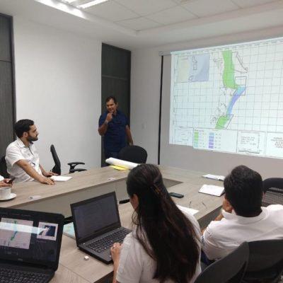 ASEGURAN QUE ES LA MEJOR OPCIÓN PAPA CONTENER EL SARGAZO EN EL MAR: Esta semana se colocará la primera barrera para desviar la llegada de las algas al litoral marino, a la altura de Punta Nizuc en Cancún