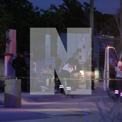 Ataque a balazos en la Región 248 deja saldo de un muerto y un herido