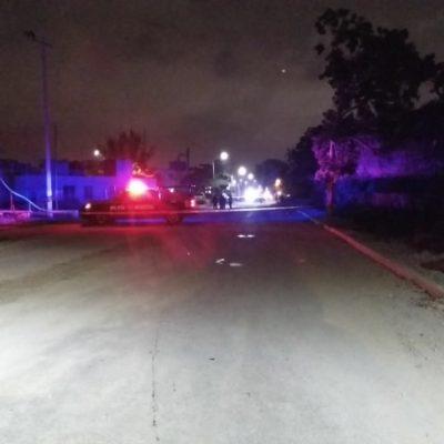 APARECE MUJER ASESINADA EN PLENA CALLE: Hallan cuerpo maniatado de pies y manos en la Región 247 de Cancún
