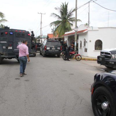 Vinculan a proceso a 8 presuntos integrantes de una célula del Cártel de Jalisco detenidos en Cancún