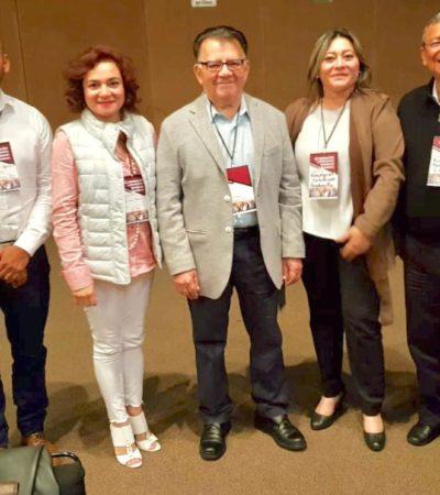 LE DAN A ARTURO ABREU CUATRO VEJIGAS PARA NADAR: Nombra Morena a coordinadores regionales de programas integrales de desarrollo para Quintana Roo; más felixistas en el gobierno de AMLO