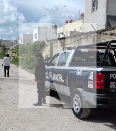De varios disparos, ejecutan a un joven en la SM 213 de Cancún