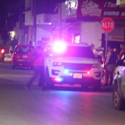Detienen a un hombre armado tras persecución y balazos en la Región 95 de Cancún