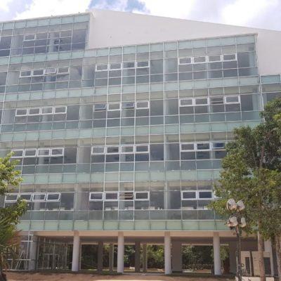 Con inversión de 200 mdp, concluyen los trabajos de edificación de la primera etapa de la Universidad de Quintana Roo Campus-Cancún
