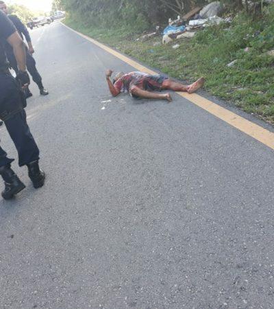 SEGUIMIENTO | Investigan muerte de un joven a manos, presuntamente, de la policía municipal en Playa del Carmen el pasado domingo