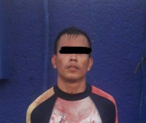 Detiene policía municipal a joven por robo a mano armada en Cancún