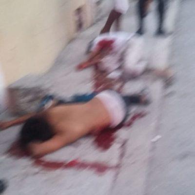 DESBARATAN 'FIESTA' A BALAZOS EN CANCÚN: Saldo de dos muertos y cinco heridos por ataque armado en la Región 230