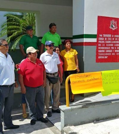 Sindicato de la SCT denuncia campaña de desprestigio por solicitar la destitución de Francisco Elizondo Garrido, director de la institución
