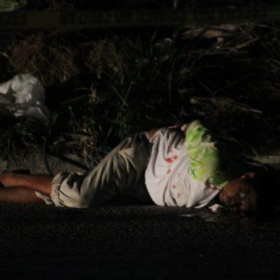VIOLENTA MADRUGADA DE MARTES EN CANCÚN: Hallan embolsados, descuartizados y encajuelados… al menos 6 ejecutados en distintos puntos de la ciudad