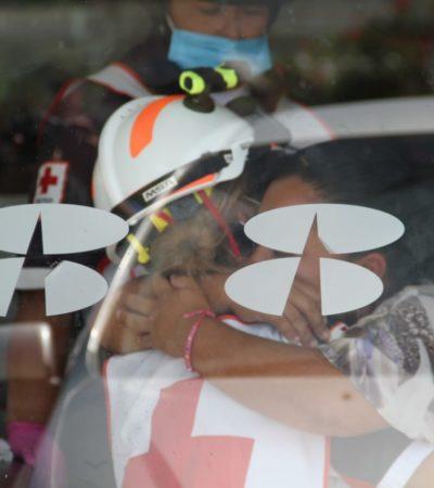ASALTAN A CUENTAHABIENTE EN CANCÚN: Despojan a una persona de aproximadamente 60 mil pesos que acababa de retirar de una sucursal de Banorte en la Portillo