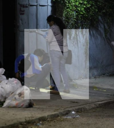 SEGUIMIENTO | TENÍA 23 AÑOS Y ERA GERENTE DE UNA TIENDA DEPORTIVA: Muere mujer baleada la noche del lunes en la SM 72 de Cancún; al parecer se equivocaron de blanco