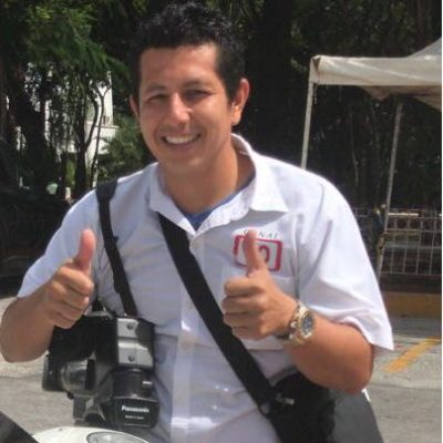 PEGA VIOLENCIA OTRA VEZ A LOS MEDIOS: Javier Rodríguez Valladares, camarógrafo del Canal 10, una de las víctimas de la doble ejecución en la SM 29 de Cancún
