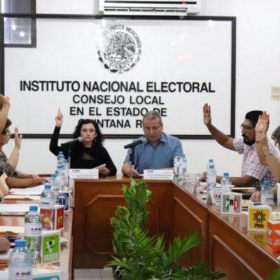 DAN POR CONCLUIDO PROCESO ELECTORAL: Representante del INE en QR llama a que las elecciones no sólo sean demagogia y que los gobernantes sean dignos representantes de la ciudadanía