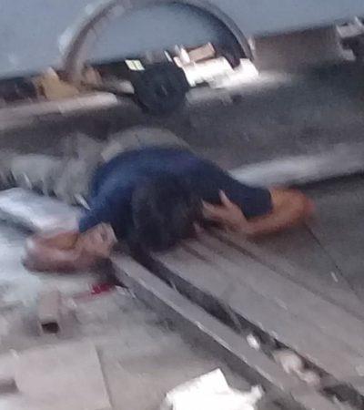 ATACAN TALLER EN LA REGIÓN 100: Ejecutan a un mecánico en la Ruta 5 de Cancún