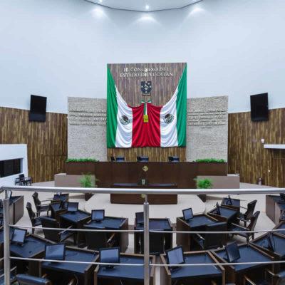 Estrenarán curul diputados de la LXII legislatura en Yucatán; aún hay tres plurinominales en disputa