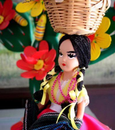 Llega la Guelaguetza a Manos Mágicas, donde los artesanos y productores podrán mostrar sus artículos a turistas y habitantes de Cancún