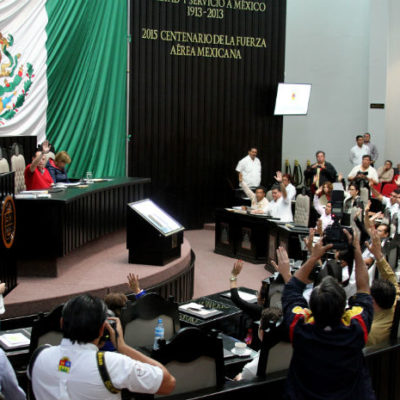 QUE LOS DIPUTADOS SÓLO BUSCAN 'LAVARSE LA CARA': Critican transparencia en el Congreso de Quintana Roo