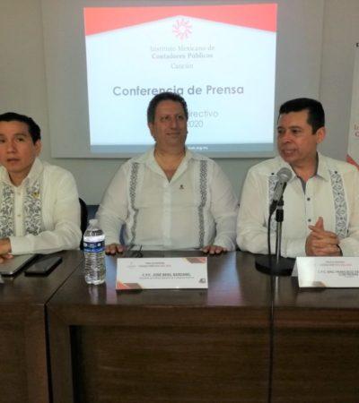 El Instituto Mexicano de Contadores Públicos ofrece trabajar conjuntamente en el Proyecto de Nación de López Obrador