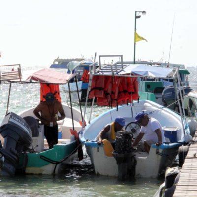 Náuticos se preparan para dar mantenimiento a sus embarcaciones en temporada baja