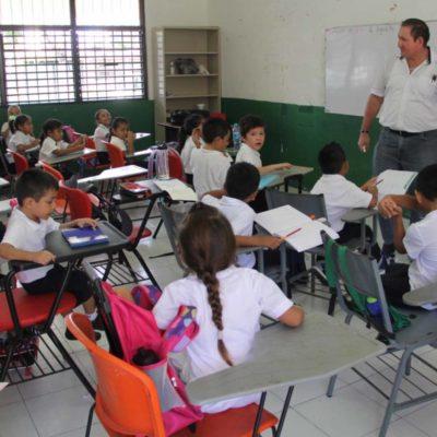 Antorchistas iniciarán marchas y plantones para que la SEQ contrate maestros y regularice escuelas de la agrupación social