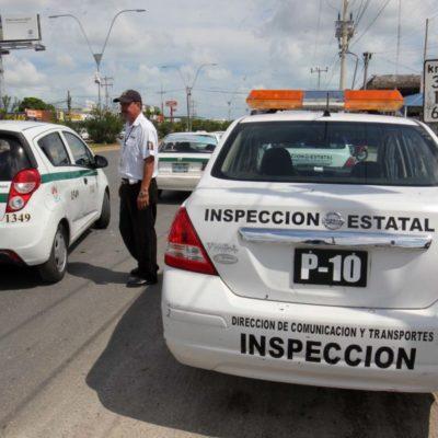 Va Sintra por vehículos irregulares; instalará puntos de verificación vehicular en Playa del Carmen y Cancún para mejorar recaudación