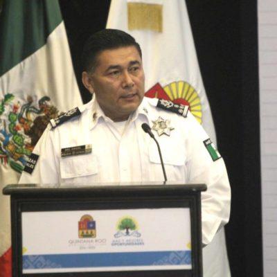 Inicia instalación de cámaras de vídeovigilancia del C-5, informa Rodolfo del Ángel Campos