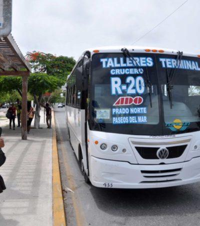 Rompeolas: Aterroriza Ley de Movilidad a las empresas de transporte urbano municipal