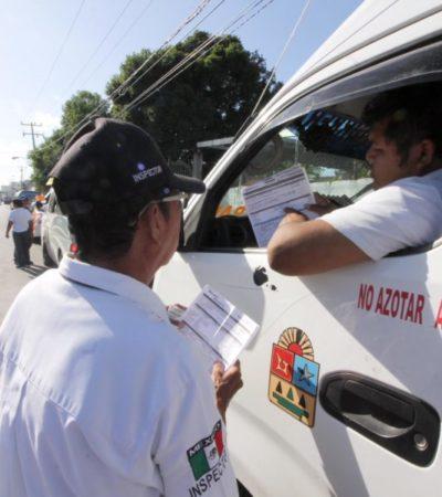 Sintra sólo espera el nombramiento del director general del Instituto de Movilidad para que se instale en todas las delegaciones municipales de QR