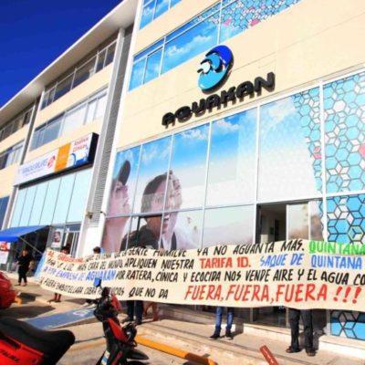 AGUAKAN DEMANDA AL GOBIERNO: Empresa busca que comité extranjero decida sobre el acceso de los solidarenses al agua y su permanencia en el municipio