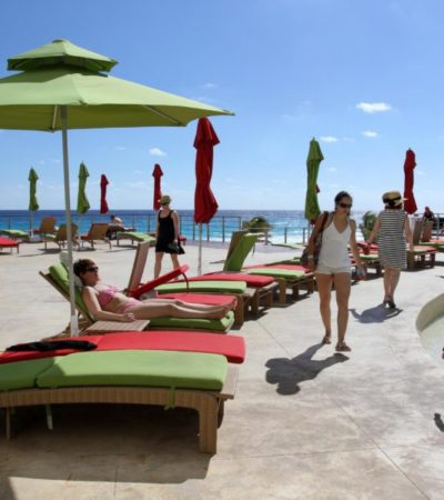Hoteles mantienen alta ocupación de reservaciones en línea durante temporada baja