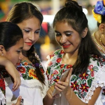 En Carrillo Puerto preservan la lengua maya con apps