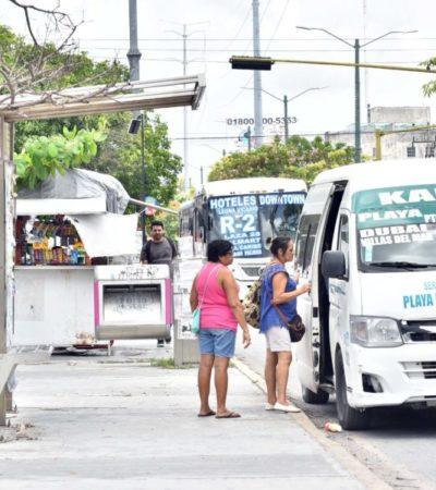 """""""Sería perjudicial otra alza al precio del pasaje"""", advierte regidor de la comisión de Trasporte en BJ"""