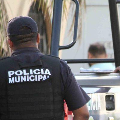 En Punta Esmeralda, la Policía Municipal detuvo a un grupo de sujetos armados que están ligados a homicidios cometidos en Playa del Carmen