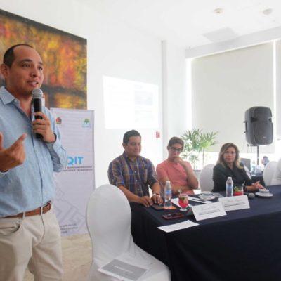 Presentan proyecto que promoverá al Caribe Mexicano como un destino ideal para el co-working con el fin de atraer a nómadas digitales