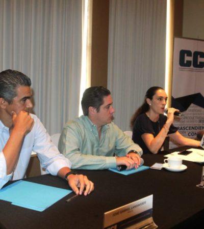 """""""Quintana Roo ya superó a Chihuahua y Tamaulipas en violencia; no podemos seguir esperando"""", dicen empresarios del CCE en Cancún"""