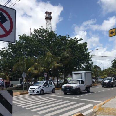 """""""Población debe acostumbrarse a los cambios de pares viales"""", dice el director de Tránsito Municipal de BJ"""