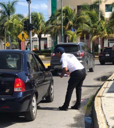 Contempla Ayuntamiento de BJ adelantar el cambio de par vial en la Cobá