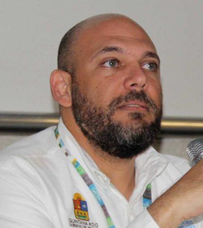 Precisa Rafael del Pozo información sobre servidores públicos dados de baja por no presentar su declaración patrimonial en Quintana Roo