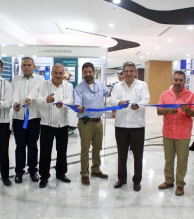 Inauguran la XVII Deconarq en Cancún, donde alrededor de 90 expositores ofrecen los productos más innovadores del mercado