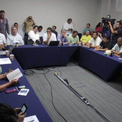 Avanza proceso para definir el Programa de Manejo Ambiental del Área en Yum Balam