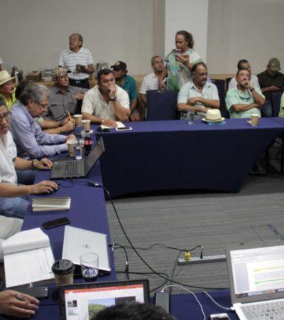 Excluyen a Nivardo Mena, presidente electo de Lázaro Cárdenas, de reuniones sobre Yum Balam