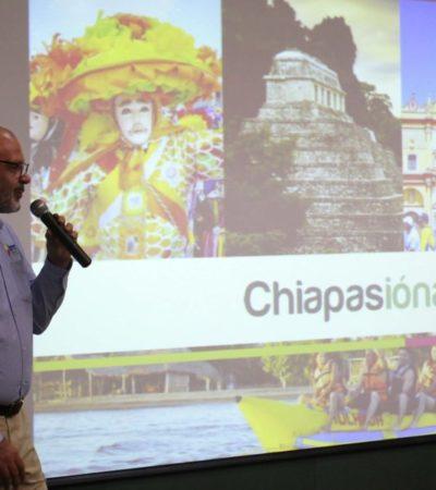 Empresarios hoteleros de Tuxtla buscarán que Tren Maya llegue hasta ese destino